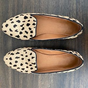 Madewell Teddy loafer